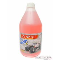 Combustível Mk 20% Nitro / 12% Óleo - Para Automodelos