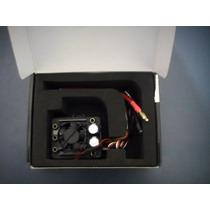 Esc Turnigy 160a 1:8th Scale Sensorless Esc W/fan