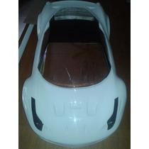 Bolha Para Inferno Gt2 Kyosho 1/8 Ferrari 458 Italia Pintada