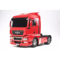 Caminhão Tamiya 1/14 Man Tgx 18.540 4x2 Xlx Kit 56329