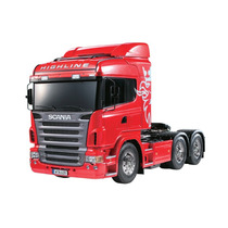 Caminhão Tamiya 1/14 Scania R620 Highline Kit 56323