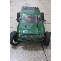 Automodelo Combustao Off Road Pick Up Nitro Rumble Buggy.