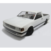 Automodelo Himoto Volkswagen Saveiro 2.4ghz 1/10 Rc Completo
