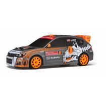 Carro Hpi Racing 1/18 Micro Rs4 Subaru Wrx Sti Lasek Complet