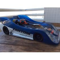 Kyosho Fanton 2 Evolution 1/8 Pro 21 Motor Rb Competição