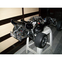 Automodelo Baja King Motor 30.5cc