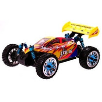 Automodelo Himoto Exb-16 4x4 Completo Rtr Buggy 1/16