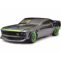 Carro Hpi Racing 1/10 Nitro Rs4 3 Evo 69 Mustang 2.4ghz