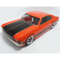 Carro Himoto Opala Ss 4wd 1/10 2.4ghz Rtr Completo