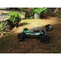 Auto Modelo Xtm Racing Rail Brushless Off-road Buggy