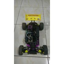 Automodelo Himoto 1/10 Motor A Combustão Vx 18