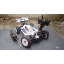 Automodelo Buggy Team Associated Rtr Escala 1/8