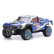 Automodelo Off-road Buggy-nitro 1:10 4x4 Combustão Exceed Hy