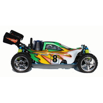 Buggy Nitro Python Xv3 #hi8103 - 1:10 / 2 Marchas - Himoto