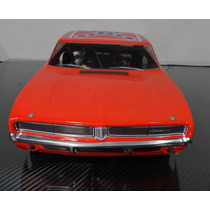 Carro Himoto Dodge Charger General Lee 1/10 2.4ghz Brushless