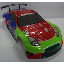 Bolha Pintada Himoto Race Rc Nissan 350z 1/10 On-road #2
