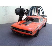 Automodelo Nitro Hpi Rs4 Rtr Plymouth Cuda Escala 1/10