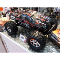 Hpi Savage Flux Hp Brushless 1/8 2.4ghz Rtr 104240 Lipo Carr
