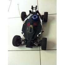 Automodelo Buggy Xtm 1/8 Em Perfeito Estado