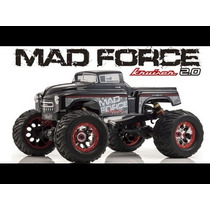 Automodelo Kyosho Mad Force Kruiser, Motor Ke25, Completa
