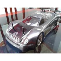 Automodelo Novo Kyosho Fazer Mercedes Escala 1/10