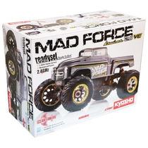 Mad Force, Monster Truck Elétrica Pronta Para Correr Kyosho