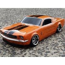 Bolha Automodelo Mustang Bolha Point Transparente