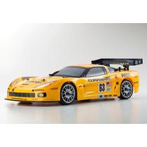 Automodelo Kyosho Fazer Fw06 Corvette Combustão Rc 33203b