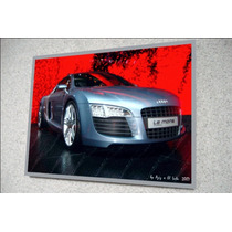 Placa Decorativa 27x19cm * Audi Le Mans .by El Lulu