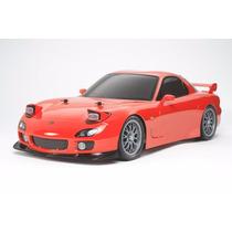 Automodelo Tamiya 1/10 Mazda Rx-7 Tt01es Rtr 46601 Rc