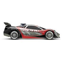 Automodelo Traxxas Nitro 4-tec 3.3 1/10 Tqi 2.4ghz Completo