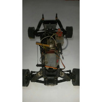 Carro Kyosho Rc 1-10 Gas / Nitro Com Duas Bolhas