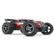 Automodelo Traxxas E-revo Mamba Monster Radio Tqi Wireless