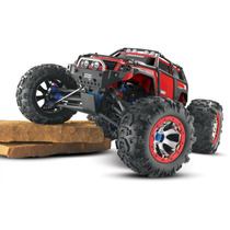 Automodelo Traxxas Summit 4wd Rtr 1/10 Radio Tqi 2.4ghz 5607