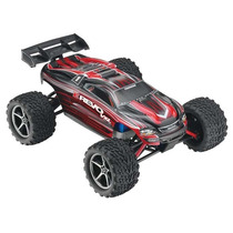 Carro Traxxas E-revo Vxl 1/16 2.4ghz Tqi Bluetooth 7107