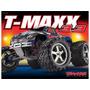 Traxxas T-maxx 3.3 Ultimate 4x4 Nitro Monster 2.4g Freehobby