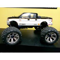 Traxxas Revo 3.3 4wd Monster Truck 1/8 2.4 Ghz Com Ré