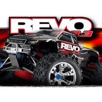Traxxas Revo 3.3 Mod 53097 Radio Tqi Bluetooth Freehobby