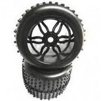 Roda Sintec Monster/pneus Off Road Monster (par)