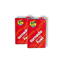 Combustível Tornado 20% Nitro - Lata 4 Litros P/ Automodelo
