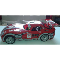 Dodge Viper Extreme - Combustão Planeta De Agostini - Novo