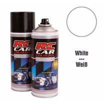 Tinta Spray Rc Branco 150ml P/ Policarbonato - Maxgp Hobbies