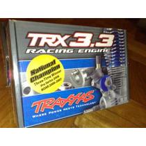 Motor Revo Traxxas 3.3 Jato T-maxx Nitro 4 Tec Novo Na Caixa