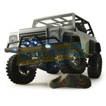 Axial Racing Bolha Dingo Rock Crawler Kit Completa C/adesivo