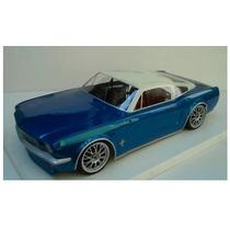 Bolha Mustang 67 - Bolhapoint 200x260mm Escala 1/10