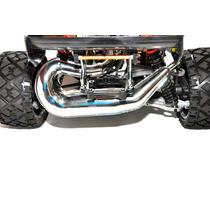 Pipe Baja Escapamento - Compativel Hpi Motores 1/5