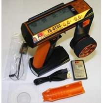 Rádio Controle Automodelo Hk Gt3c 2.4 Ghz Bateria E Receptor
