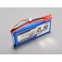 Bateria Lipo Turnigy 2s 20-30c 5000mah 7.4v Auto Aero Model.