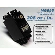 Servo Digital Mg995 / Engrenagens De Metal - Retire Em Mãos