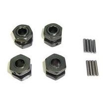 Sextavado Hex 1/8 17mm Alumínio Titanium Hpi Xtm Ofna Hobão